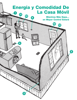 Mobile Home Energy and Comfort - Spanish