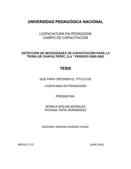 Biblioteca Gregorio Torres Quintero Universidad Pedagógica Nacional