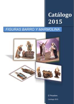 FIGURAS BARRO Y MARMOLINA