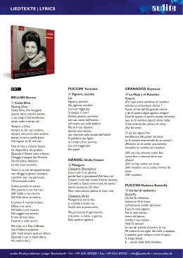 Liedtexte | Lyrics