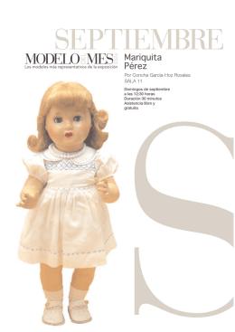 Mariquita Pérez - Museo del Traje