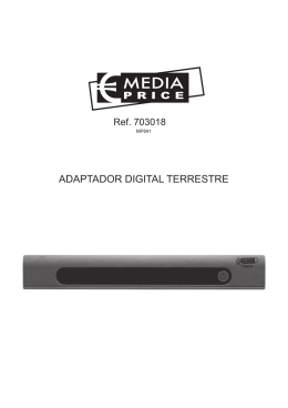 ADAPTADOR DIGITAL TERRESTRE