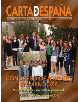 BOLETIN INFORMATIVO - Portal de la Ciudadanía Española en el