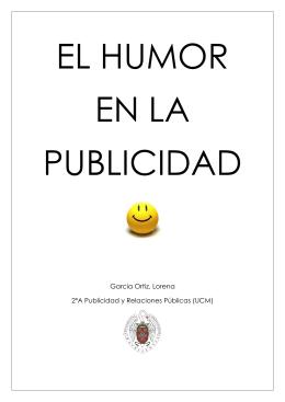 García Ortiz, Lorena 2ºA Publicidad y Relaciones