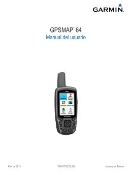 gpsmap64 om es