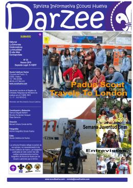 Darzee 33 - Scouts Católicos de Huelva, MSC