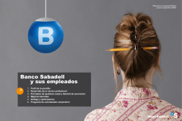 Banco Sabadell y sus empleados