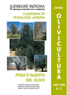 Poda e injerto del olivo