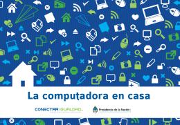 Manual: La Computadora en Casa