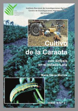 de la Caraota Cultivo - Sistema de Informacion Agricola Nacional