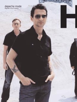 depeche mode - Los Inrockuptibles