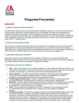 Descargar preguntas frecuentes en formato PDF