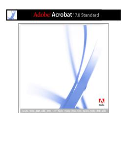 Ayuda para Adobe Acrobat Standard