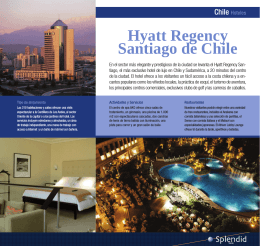 Hyatt Regency Santiago de Chile