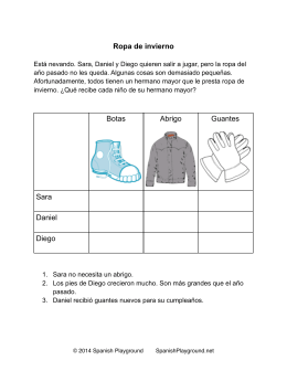 logic puzzles - Spanish Playground