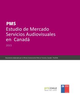 Canadá - ProChile