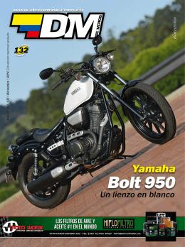 Bolt 950 / Edición 132