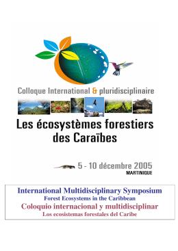 Colloque sur les écosystèmes forestiers