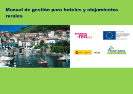 Mejores prácticas de gestión hotelera