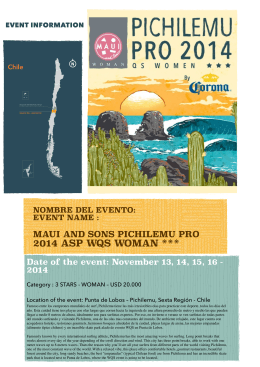 info turistica WQS WOMAN