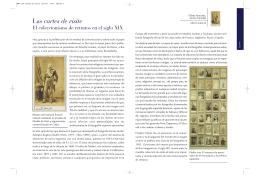 Les cartes de de visite. El coleccionismo de retratos en el siglo XIX