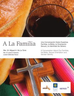 A La Familia - Human Rights Campaign