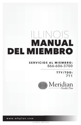 ILLINOIS - Meridian Health Plan