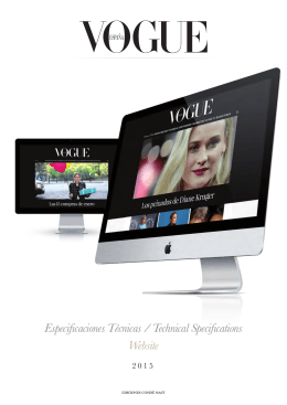 Esp. Tecnicas Site Vogue 2015