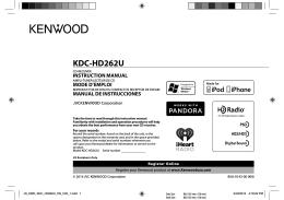 KDC-HD262U