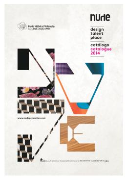 Catálogo nude 2014 - Feria Habitat Valencia