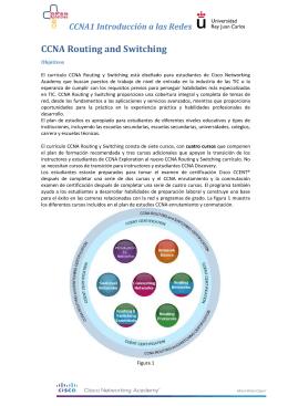 CCNA1 Introducción a las Redes