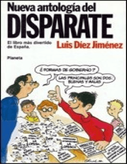 Nueva antologia del disparate