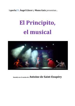 El Principito, el musical