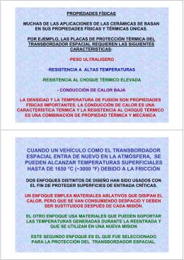 CUANDO UN VEHÍCULO COMO EL TRANSBORDADOR