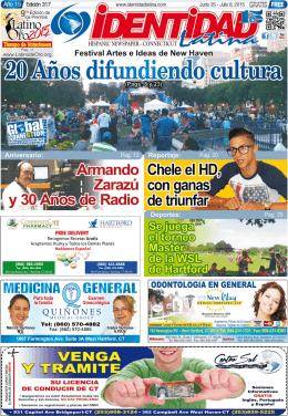 Latino de Oro 2015