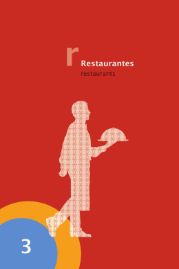 restaurantes Restaurants
