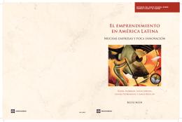 El emprendimiento en América Latina: muchas