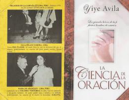 Yiye Avila – La Ciencia De La Oración