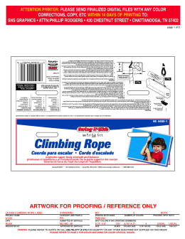 Climbing Rope Climbing Rope