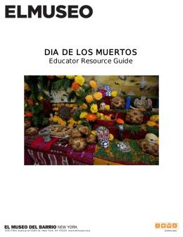 Día de los Muertos - El Museo del Barrio