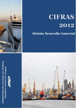Cifras 2012 - Licitaciones ANP - Administración Nacional de Puertos