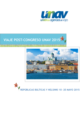 Programa Repúblicas Bálticas-Helsinki