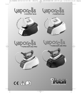 vaporella forever 609 - 610 - 612 pro