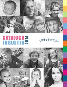 CATALOGO JUGUETES