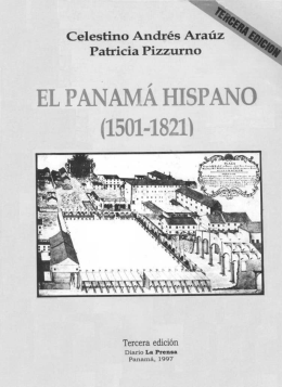 EL PANAMÁ HISPANO (1501