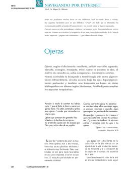Ojeras - Actualizaciones Terapeuticas Dermatologicas y Esteticas