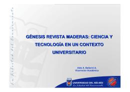 VRA-Presentacion - Maderas Ciencia y Tecnología