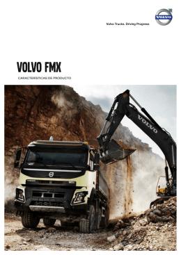 Volvo FMX Características de producto 12.7 MB