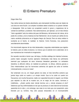 Poe_Edgar Allan-El Entierro Prematuro