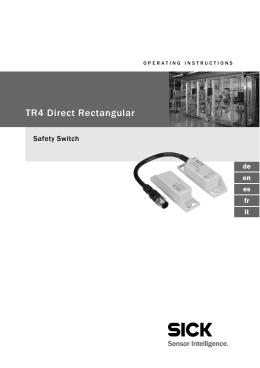 TR4 Direct Rectangular